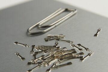 Micro laser cutting