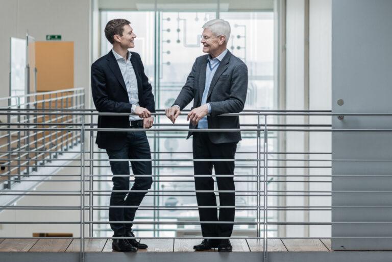 Anders Kold og Esben Kold
