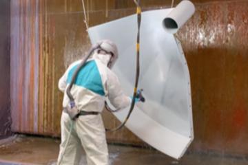 Wet coating