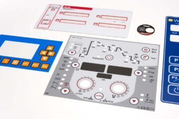 Industrial graphic solutions