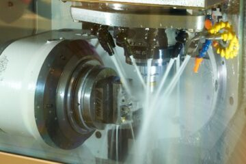 CNC fræsning